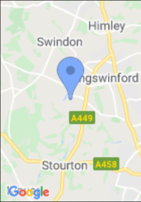 Ashwood Nurseries Location